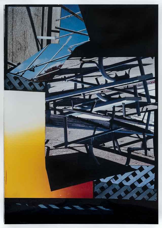 k_John Schuetz, ohne Titel, Lichtbildmontage, 1997