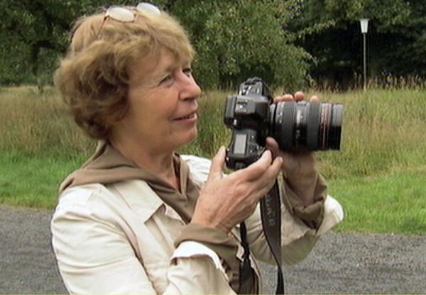 Schwarzwei§ ist Farbe genug - Die Fotografin Barbara Klemm