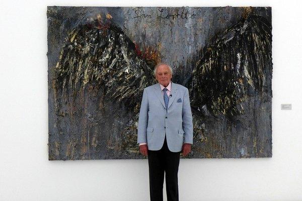 Kunst sammeln mit ... Reinhold Würth