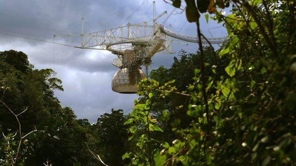 Zwischen Himmel und Erde: Arecibo - Das Dschungel-Observatorium