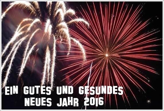 Ein gutes neues Jahr 2016 für Euch! - Bild-Akademie