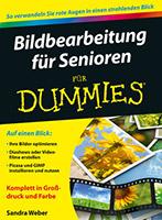 Bildbearbeitung für Senioren für Dummies Book Cover