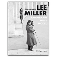 Lee Miller. Fotografin, Muse, Model Book Cover