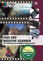 Dias und Negative scannen: Mit Vuescan zu schönen Digitalfotos Book Cover