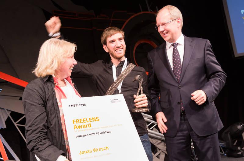 Jonas Wresch ist Sieger des 5. Lumix Festivals