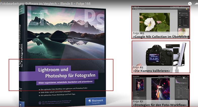 Blende 8: Fotobearbeitung: Software im Vergleich