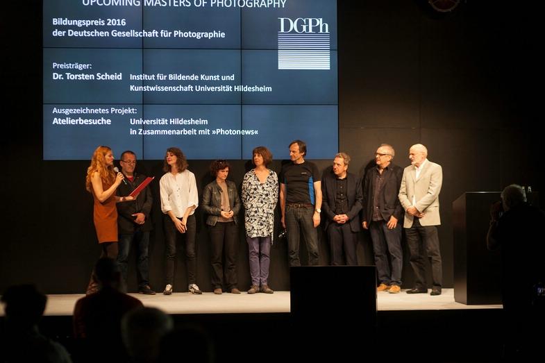 DGPh: Bildungspreis und Preis der Upcoming Masters vergeben