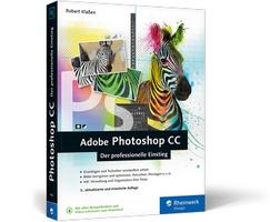 Adobe Photoshop CC. Der professionelle Einstieg Book Cover