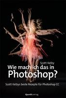 Wie mach ich das in Photoshop? Book Cover