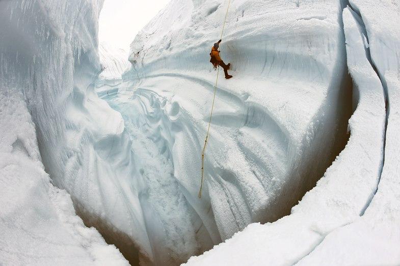 TV-Tipp: James Balog. Chasing Ice