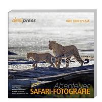 Abenteuer Safari-Fotografie Book Cover