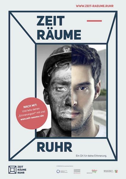 Zeit-Räume Ruhr: Projekt zum Mitmachen