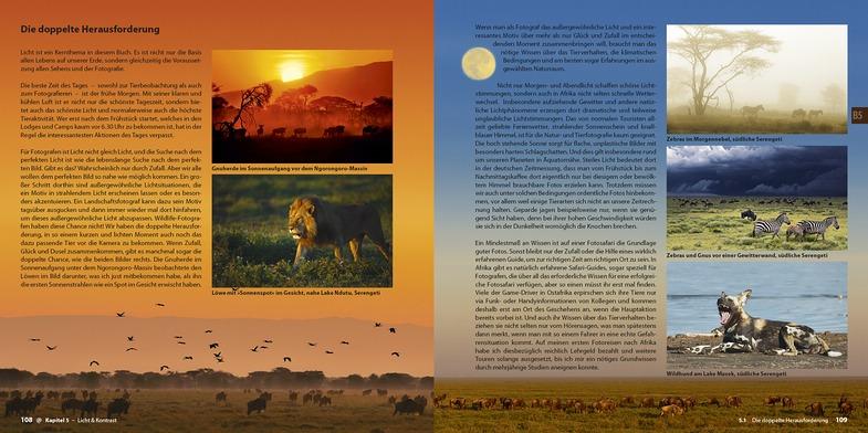 Rezension: Uwe Skrzypczak. Abenteuer Safari-Fotografie