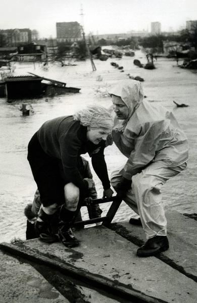 TV-Tipp: Als die Sturmflut nach Hamburg kam