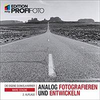 Analog fotografieren und entwickeln Book Cover