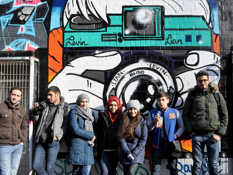 Projekt Wirsprechenfotografisch gewinnt DGPh-Bildungspreis