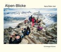 Alpen-Blicke.ch Book Cover