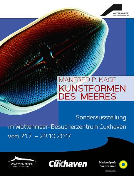 Manfred P. Kage. Kunstformen des Meeres