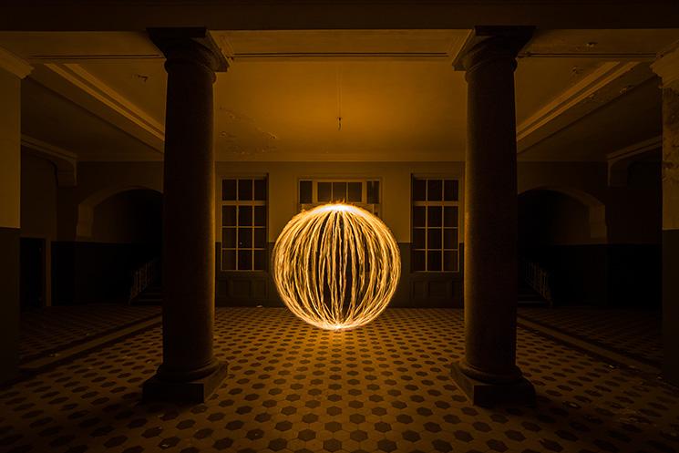 PACertified: Lightpainting auf Zeche Zollverein für Fortgeschrittene