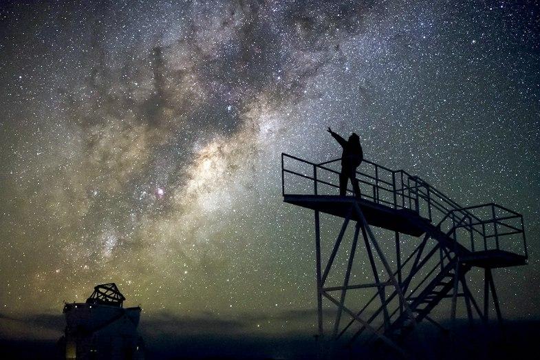 TV-Tipp: Expedition Sternenhimmel Folgen 3 und 4
