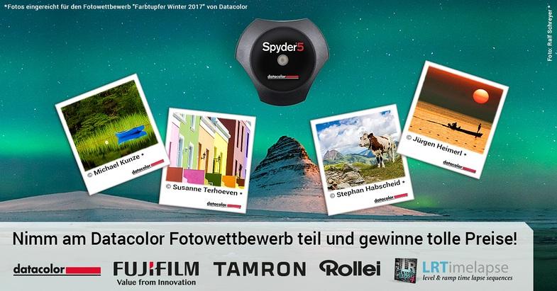 Datacolor startet Fotowettbewerb zu Reise- und Landschaftsfotografie