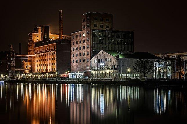 PACertified: Langzeitbelichtung im Duisburger Innenhafen