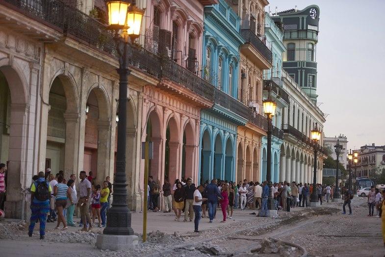 OPEN ART: Winfried Alberti. Viva Cuba Libre…
