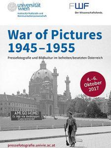 Krieg der Bilder: Pressefotografie von 1945-1955