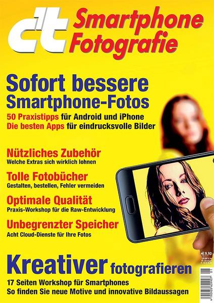 c't-Sonderheft Smartphone Fotografie