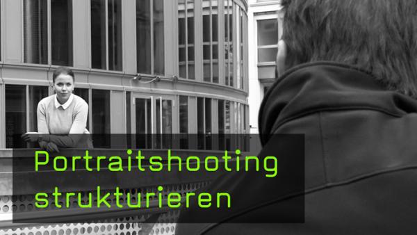 Film des Monats: In der Portraitfotografie strukturiert arbeiten