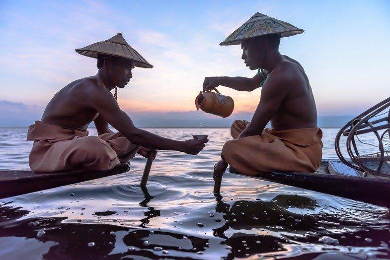 "Myanmar. 6 Blicke auf ""das Goldene Land"""