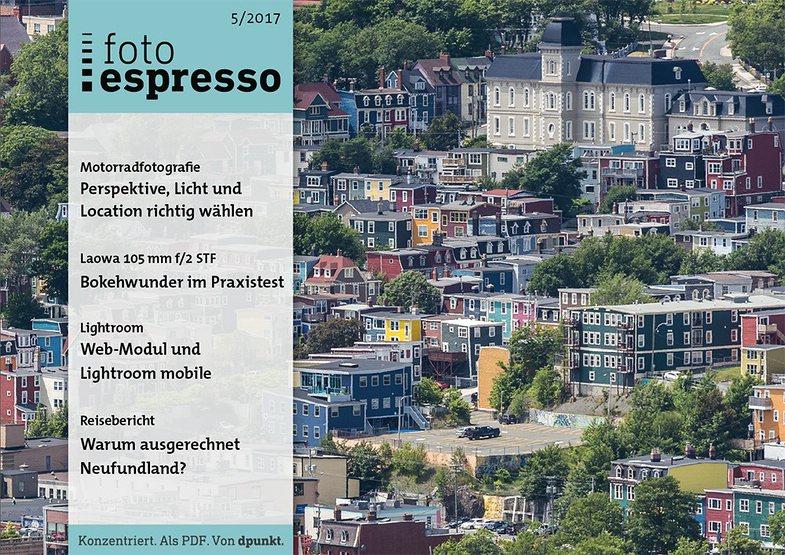 fotoespresso 05/2017 ist da!