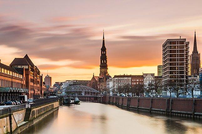 PACertified: Langzeitbelichtung in der Hamburger Speicherstadt