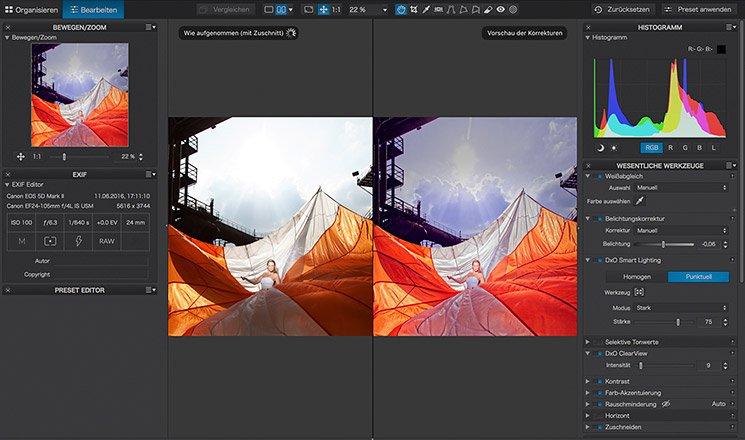 PACertified: Bildbearbeitung von der Aufnahme bis zum Druck