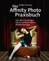 Das Affinity Photo-Praxisbuch Book Cover