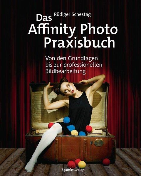 Rezension: Rüdiger Schestag. Das Affinity Photo-Praxisbuch