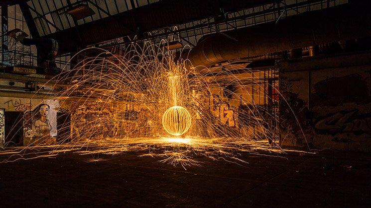 PACertified: Lightpainting für Einsteiger im Hamburger Museumshafen