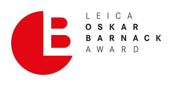 Leica Oskar Barnack Award 2019. Logo