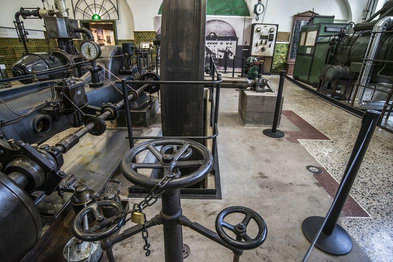 Fotoworkshop zur Industrie- und Maschinenfotografie