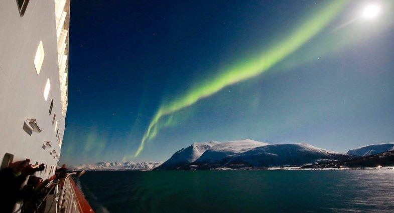 TV-Tipp: Fjorde, Nordkap und Polarlicht