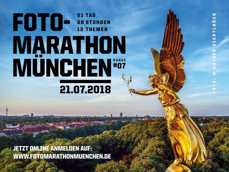 Fotomarathon München startet in das verflixte 7. Jahr