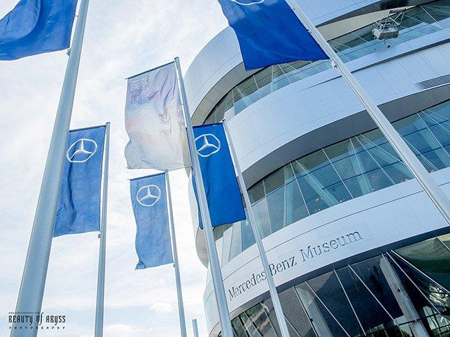 PACertified: Mercedes Benz Museum Stuttgart