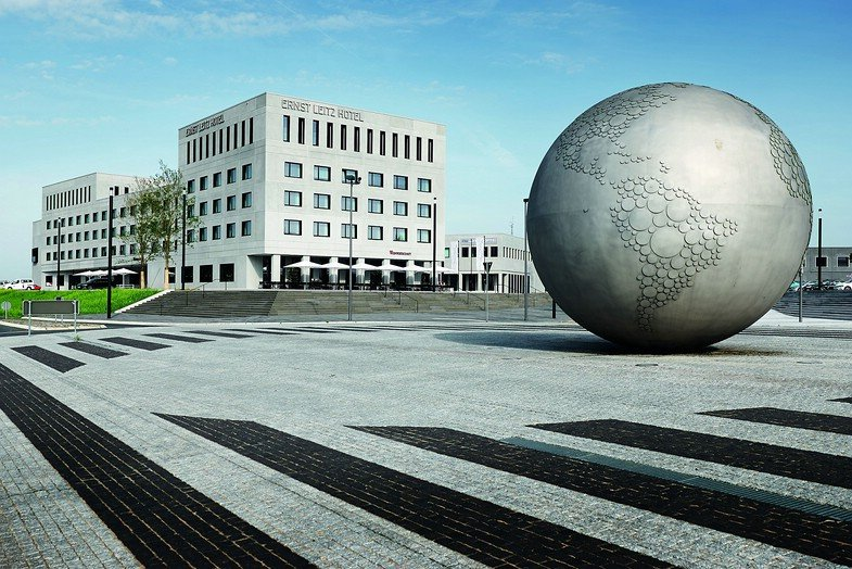 Leica weiht das neue Leitz-Park Areal in Wetzlar ein