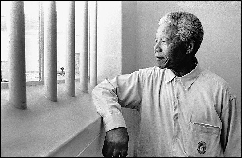 Nelson Mandela zum 100. Geburtstag