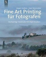 Fine Art Printing für Fotografen Book Cover