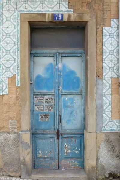 Fenster und Türen als verborgene Orte