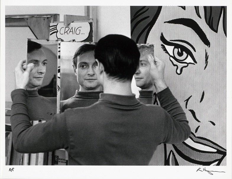 Künstler Komplex. Fotografische Porträts von Baselitz bis Warhol