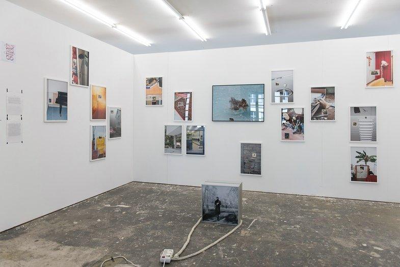 HfG Fotoförderpreis an Jana Bissdorf verliehen