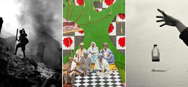 Bilder des Leica Oskar Barnack Award in Salzburg