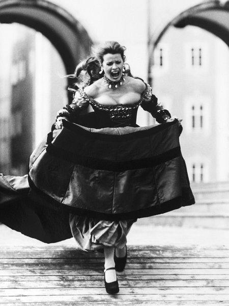 Oskar Anrather zum Salzburger Festspielsommer